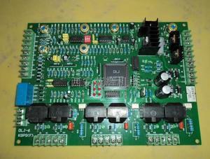 DLJ-3,DLJ-6,DLJ-88中频炉控制板