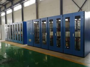 金属硅熔炼炉,中频熔硅炉,硅粉熔炼炉
