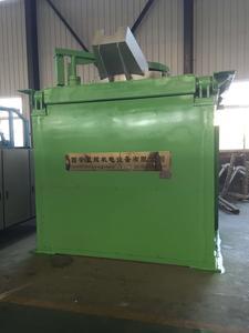 2吨,3吨,5吨钢壳中频熔炼炉