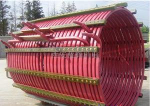 中频熔炼炉感应线圈